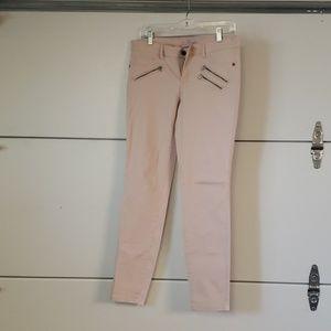 Ny & Co Pink jean leggings